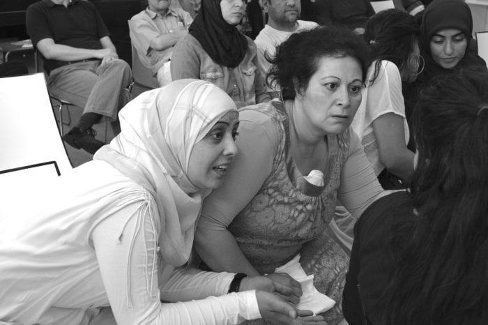 Forumteater naboskab borgerscene medborgerskab nabokonflikter byrum