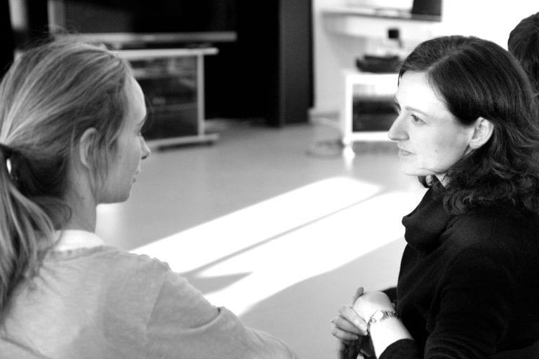 samtaletræning én til én træning den svære samtale rollespil
