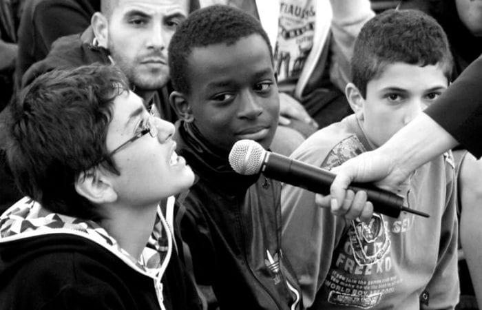 Forumtater racisme diskrimination miljø klima fordomme dem og os